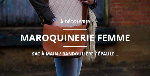 Maroquinerie Femme