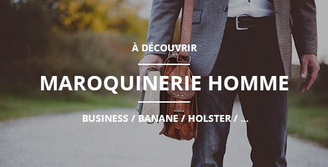Maroquinerie Homme